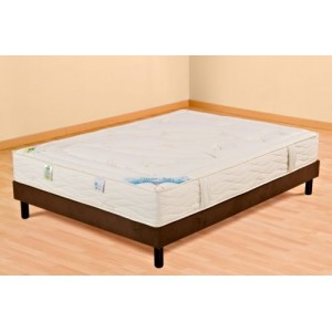 Matelas latex 100 naturel 160x200 ets letessier - Matelas latex naturel dunlopillo ...